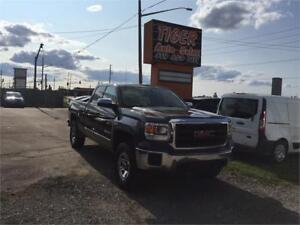 2014 GMC Sierra 1500**4X4**4 DOOR**ONLY 48 KMS**MICKEY THOMPSONS