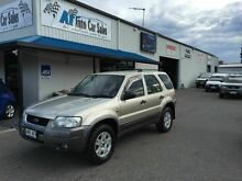2005 Ford Escape ZB XLT Gold 4 Speed Automatic Wagon Port Adelaide Port Adelaide Area Preview
