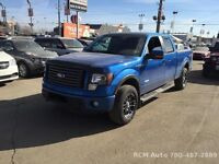 YOU ARE APPROVED 2012 Ford F-150 FX4 ECOBOOST