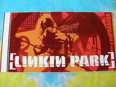 Linkin Park Propaganda Sticker