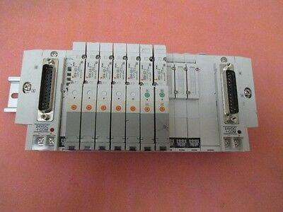 SMC SS5X3-45 Pneumatic Manifold Valve, 7 SX3240-5L0Z-Q