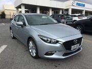 2018 Mazda 3 BN5436 SP25 SKYACTIV-MT Silver 6 Speed Manual Hatchback Bridgewater Adelaide Hills Preview