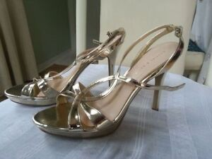 Charles & Keith Dress Sandals