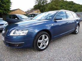 Audi A6 Avant 2.0 T FSI SE, Semi Auto, Superb Family Tourer, 1 Owner From New, Full Service History