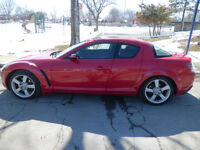 2005 Mazda RX8 GT (6spd  full)