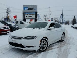 2015 Chrysler 200 Limited ONLY $19 DOWN $51/WKLY!!