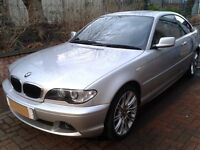 BMW 318es 3 door coupe