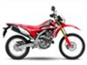 Attractive 2018 HONDA CRF250LJ