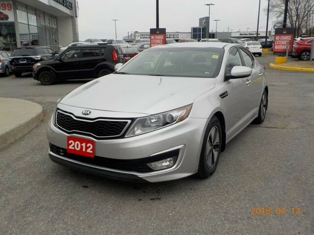2013 Kia Optima Hybrid EX PREMIUM HYBRID ((SUPER MINT CONDITION! | Cars U0026  Trucks | Ottawa | Kijiji