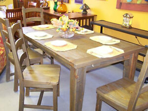 SUNDRIED RECLAIMED WOOD FURNITURE Part 76