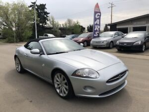 2007 Jaguar XK Convertible, ONE OWNER, NO ACCIDENTS, Full Loaded