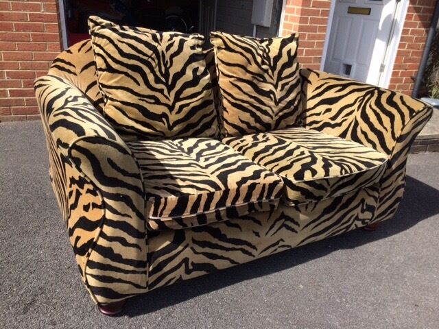 Tiger Print Sofa Www Gradschoolfairs Com