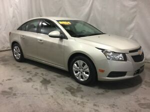 2014 Chevrolet Cruze 1LT LOW KMu0027S! MASSIVE SAVINGS! NOW $10995!
