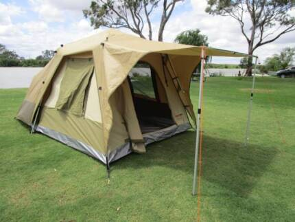 Black Wolf Turbo Plus 240 Tent & BLack Wolf Turbo 300 tent in great condition | Camping u0026 Hiking ...