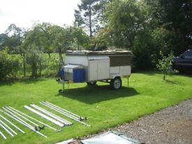 Bermac trailer tent for sale & roof tent | in Perth Perth and Kinross | Gumtree