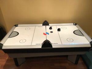 Air Hockey Table U2013 Sportcraft Turbo (Costco)