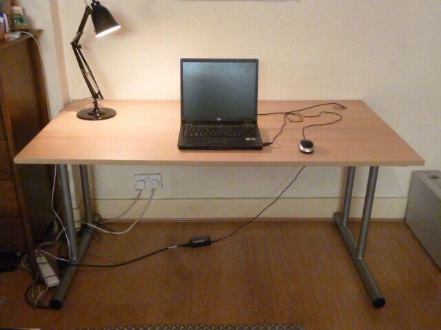 Wonderful Office Desk / Pattern Cutting Table 150cm Wide
