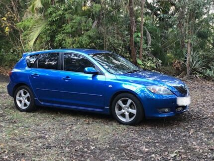 2004 Mazda Mazda3 Hatchback Manual