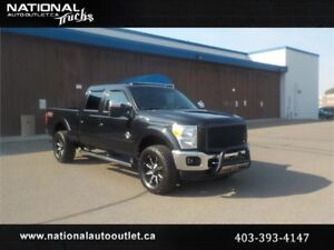 2012 Ford Super Duty F-350 SRW Lariat FX4 Level Kit & Ford   Buy or Sell New Used and Salvaged Cars u0026 Trucks in ... markmcfarlin.com