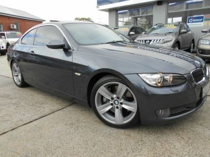 2009 BMW 335i E92 MY09 Grey 7 Speed Auto Direct Shift Coupe
