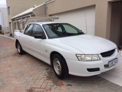 Holden Crewman & Crewman canopy and sports bar | Cars Vans u0026 Utes | Gumtree ...