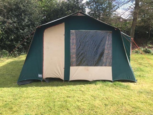Lichfield Vermont six man tent - Must go asap & Lichfield Vermont six man tent - Must go asap | in Whitehaven ...