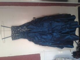Teal Prom Dress For Sale