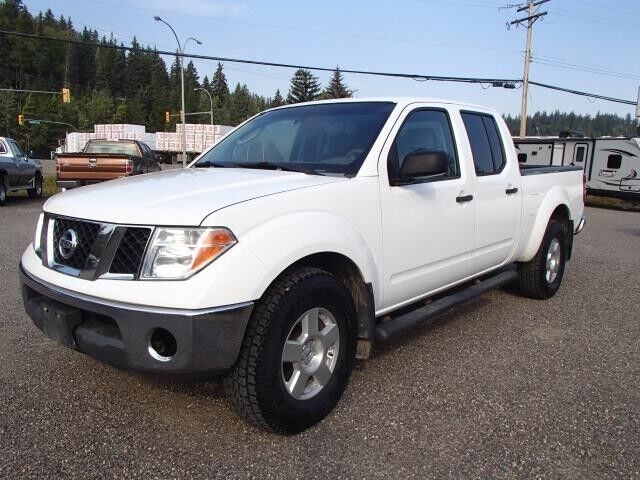 2008 NISSAN FRONTIER LE CREW CAB LONG BED | Cars U0026 Trucks | Prince George |  Kijiji