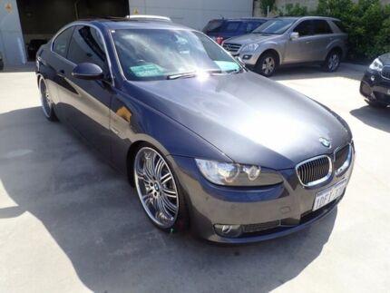 2007 BMW 335i E92 MY08 Steptronic Grey 6 Speed Sports Automatic Coupe