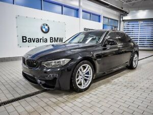 2016 BMW M3 Base 4dr Rear Wheel Drive Sedan