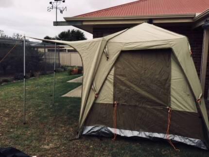Black Wolf Tent & black wolf turbo 240 tent | Camping u0026 Hiking | Gumtree Australia ...