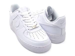 all white nikes
