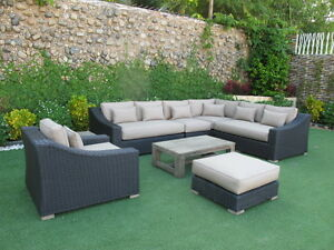High End Patio Furniture!