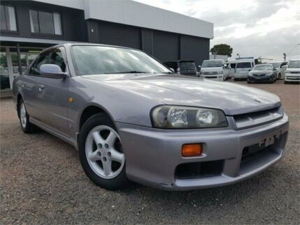 1999 Nissan Skyline R34 Grey Automatic Coupe
