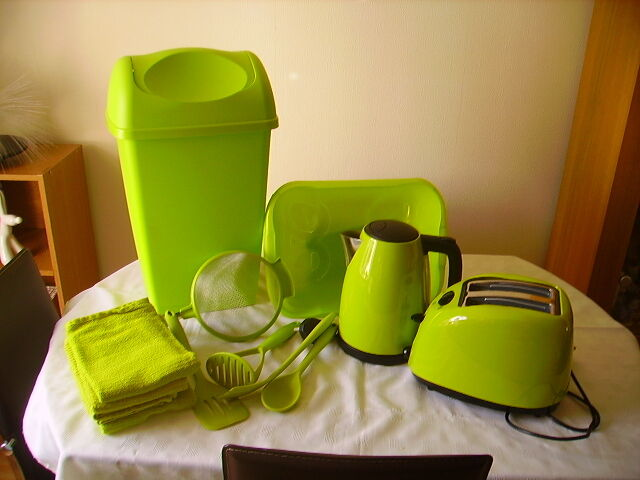 Delicieux Lime Green Kitchen Appliances And Accessories