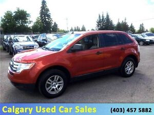 2007 Ford Edge SE & Ford Edge Orange | Buy or Sell New Used and Salvaged Cars ... markmcfarlin.com
