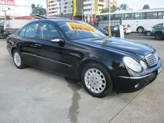 2006 Mercedes Benz E350 211 MY06 Upgrade Elegance Low Kms !! 7 Speed  Automatic
