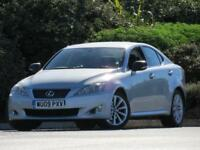 Lexus IS 250 2.5 Auto SE I 50,000 MILES SATNAV FULL LEATHER