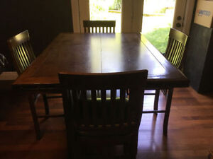High Style Kitchen Table