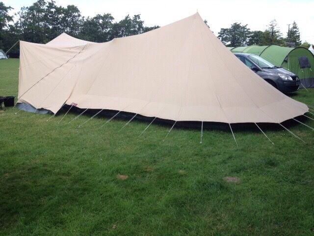 De Waard Albatros Dutch Canvas Tent Great Condition & De Waard Albatros Dutch Canvas Tent Great Condition | in ...