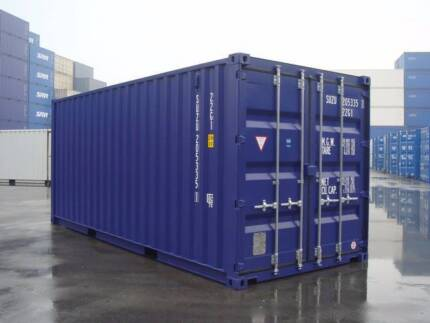 NEW 20ft Shipping Containers - cheapest in Adelaide & 10ft Container | Miscellaneous Goods | Gumtree Australia Port ...
