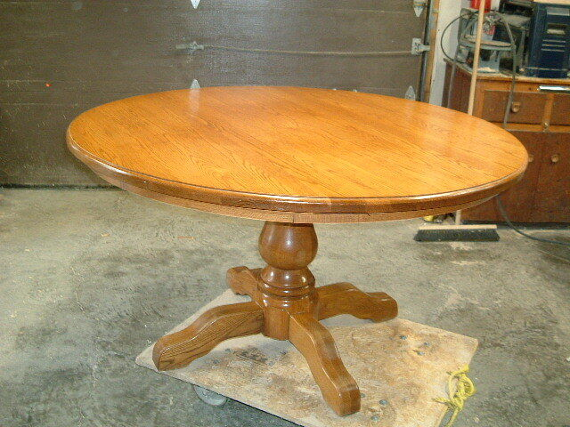 Solid Oak Dining Table | Dining Tables U0026 Sets | Kitchener / Waterloo |  Kijiji