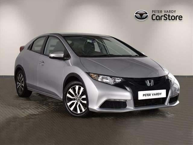 2014 HONDA CIVIC DIESEL HATCHBACK
