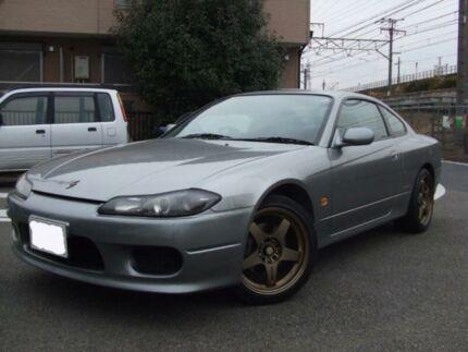 2000 Nissan Silvia GT Aero Spec R Grey Manual Coupe