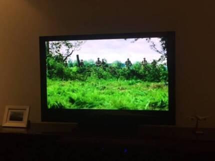 pioneer 50in tv kuro black plasma - 50in Tv