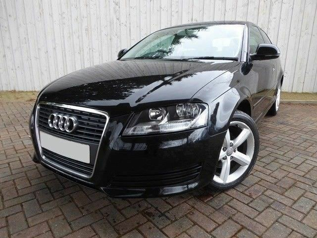 Gorgeous Black 3 Door Technik Superb Condition Throughout & Audi A3 1.6 Technik ....Gorgeous Black 3 Door Technik Superb ...