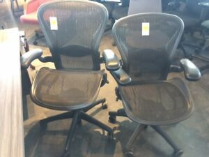 Used Herman Miller AERON Chairs!