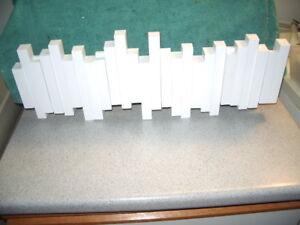 Umbra Sticks Multi Hook   White   Price Reduced