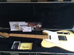 ---Empress Telebration Telecaster---Wanted to Buy--