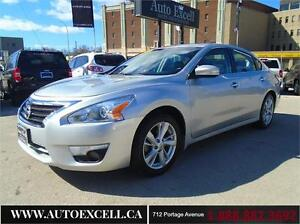 2014 Nissan Altima SL ALLOYS 2.5L 4CYL
